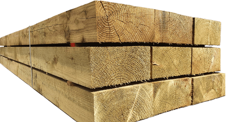 Websters Timber Sleepers
