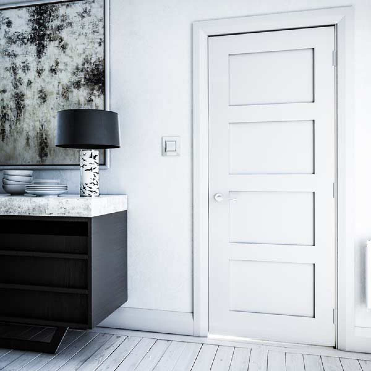 coventry white primed lifestyle websters Image by Websters Timber