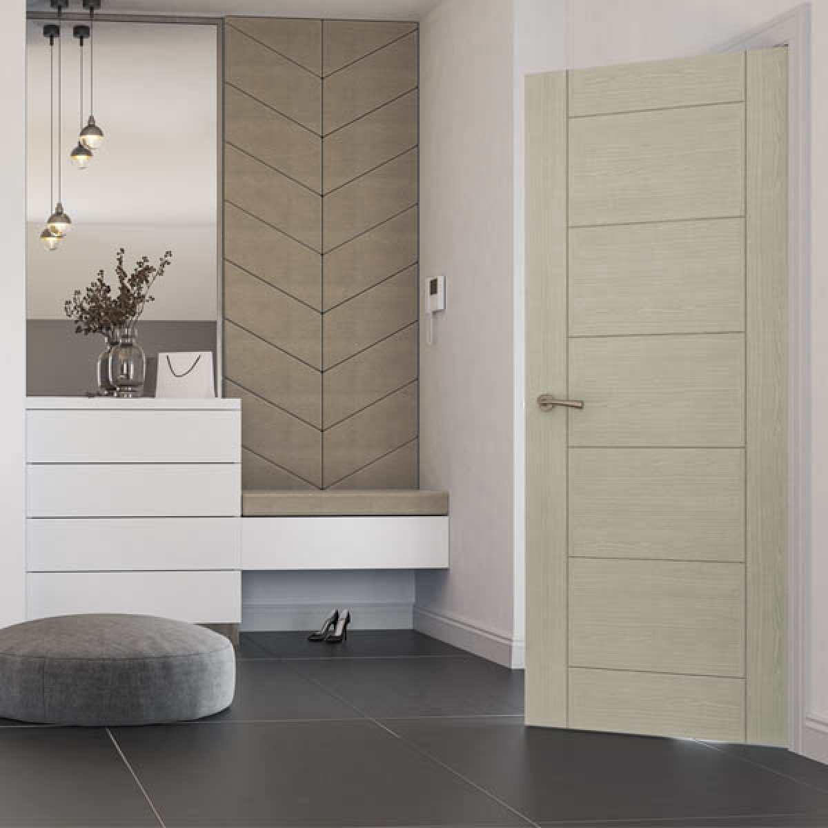 montreal light grey ash glazed lifestyle websters Image by Websters Timber