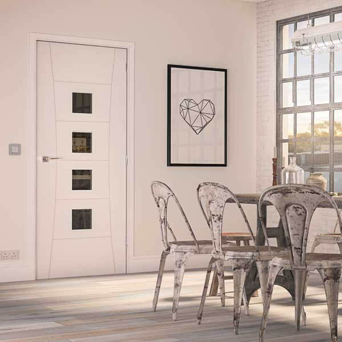 pamplona white primed glazed lifestyle websters2 Image by Websters Timber