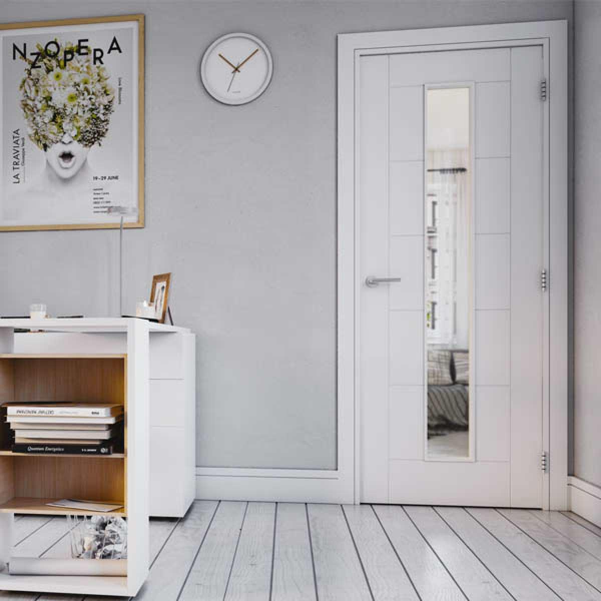 seville white primed glazed lifestyle websters Image by Websters Timber