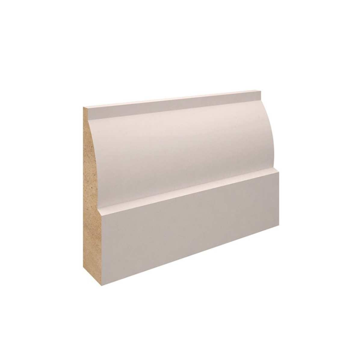 18 x 68 MDF  Ovolo. skirting board 800px 1 Image by Websters Timber