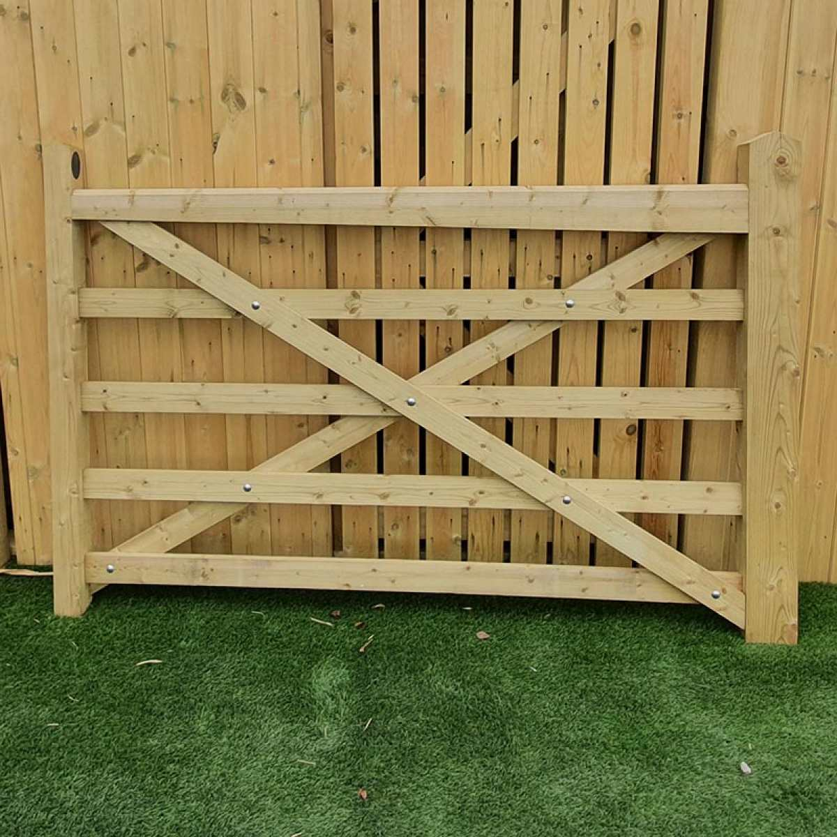 5 bar gates wideversion websterstimber 800px by Image by Websters Timber