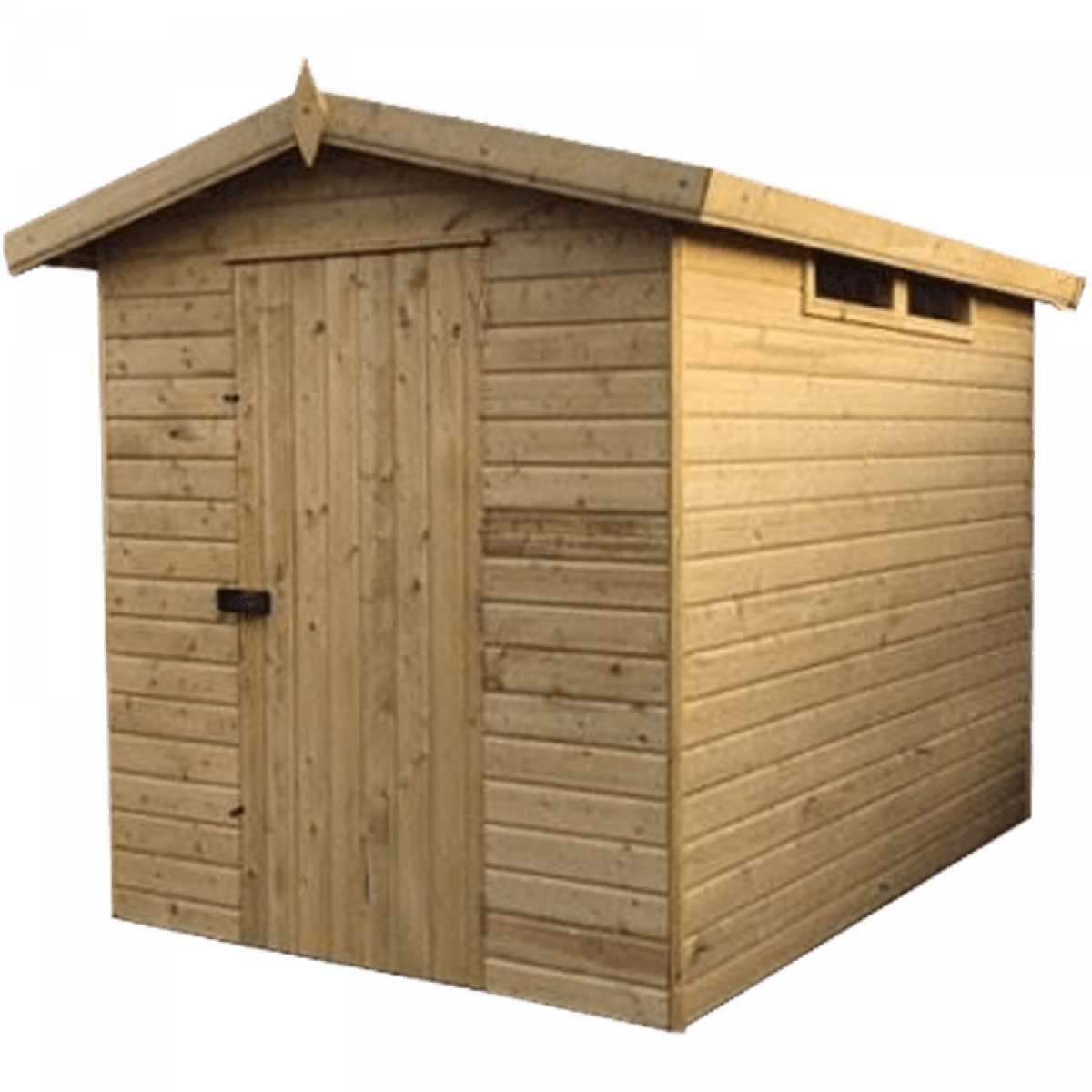 apex shed Image by Websters Timber