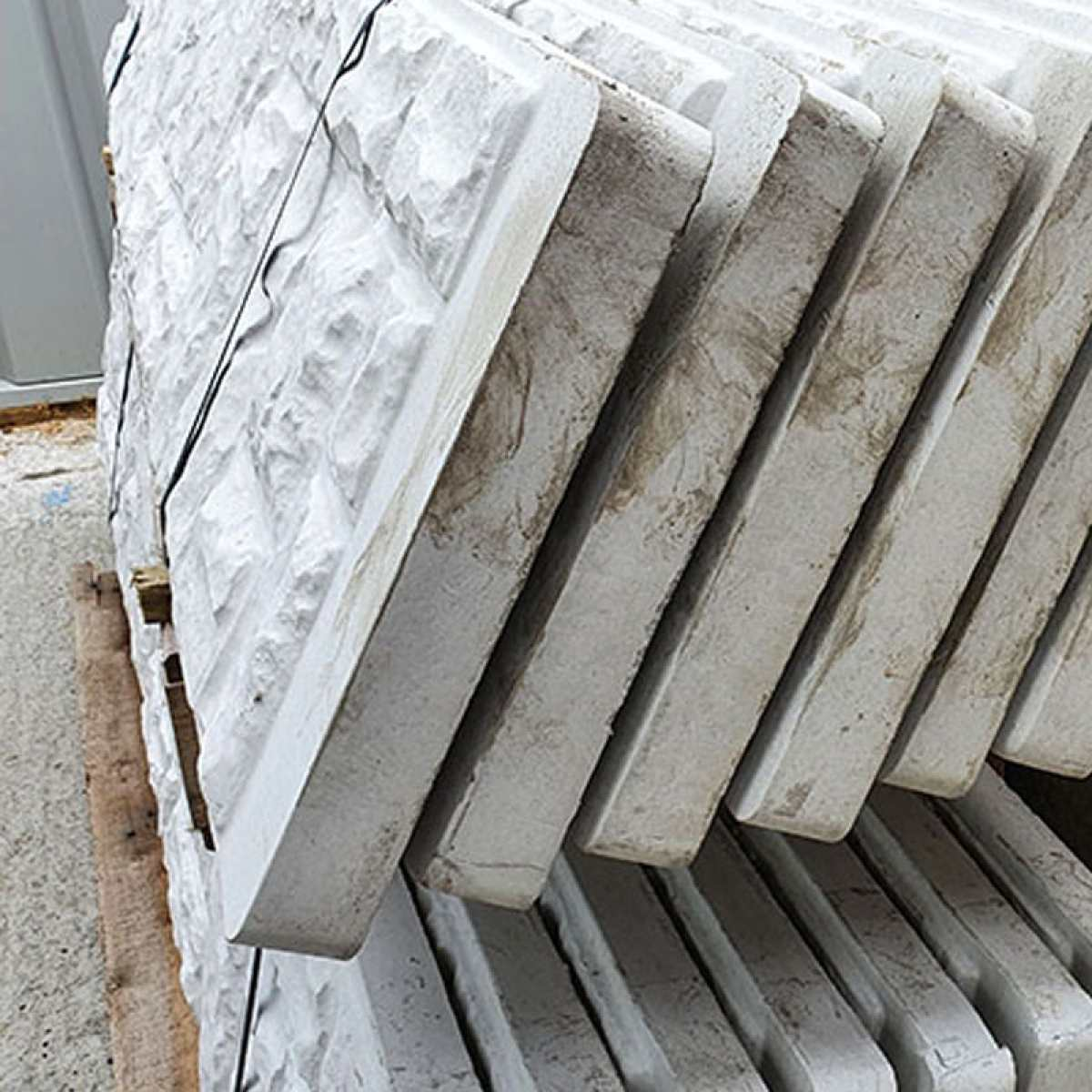 concrete gravel boards Image by Websters Timber
