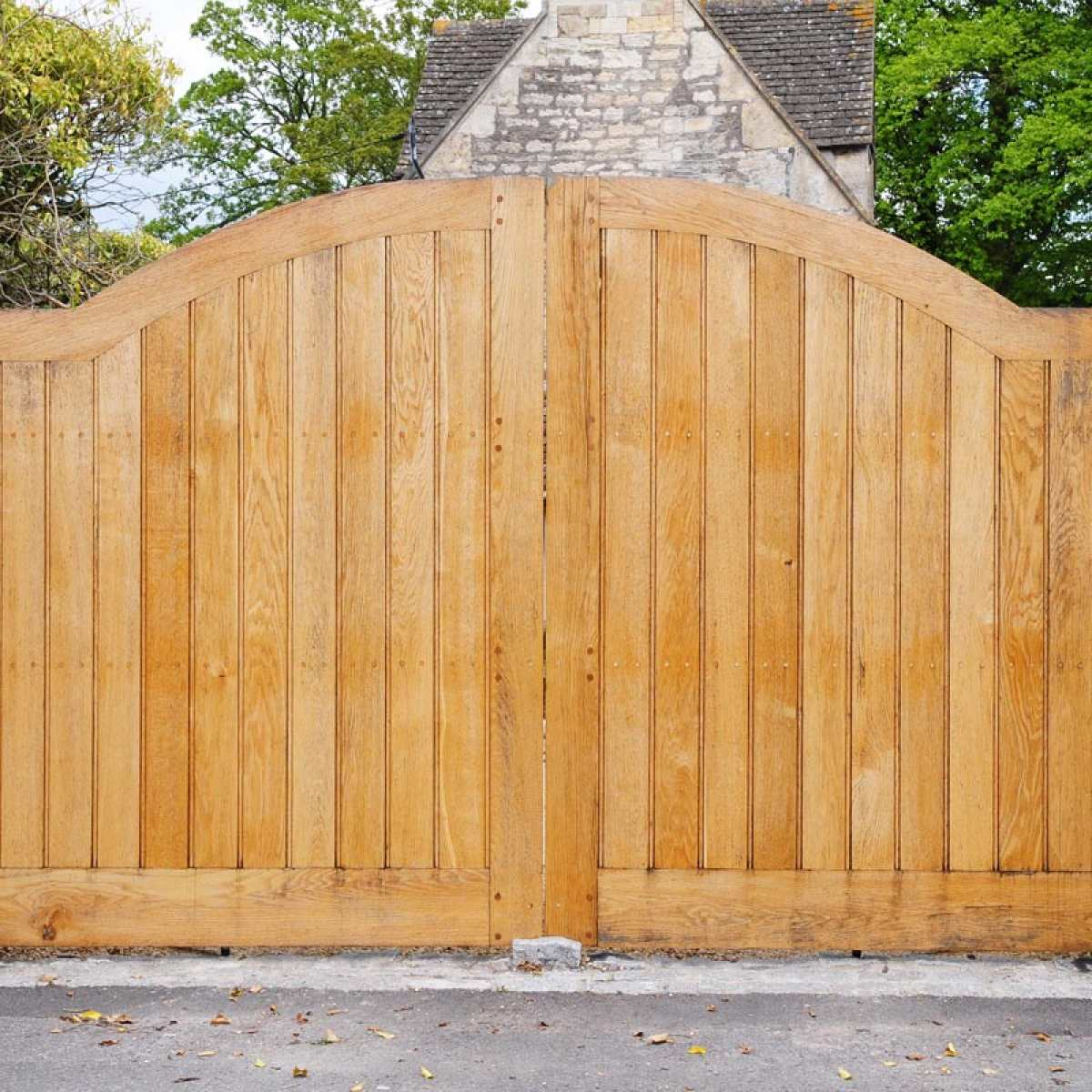made to measure gate Image by Websters Timber