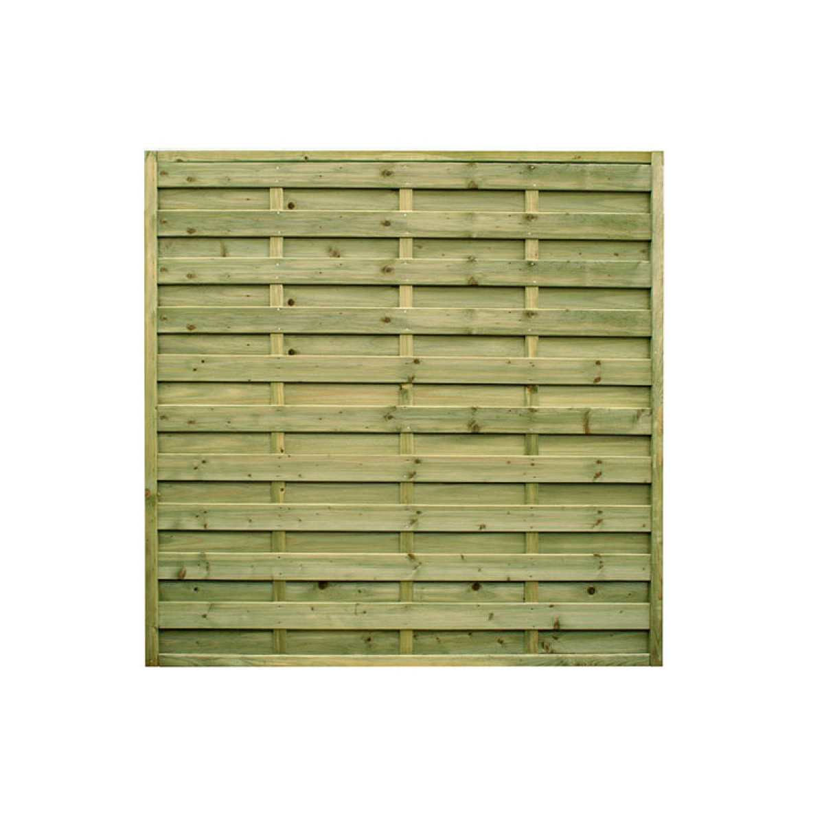 milano 1800x1800mm continental fence Image by Websters Timber