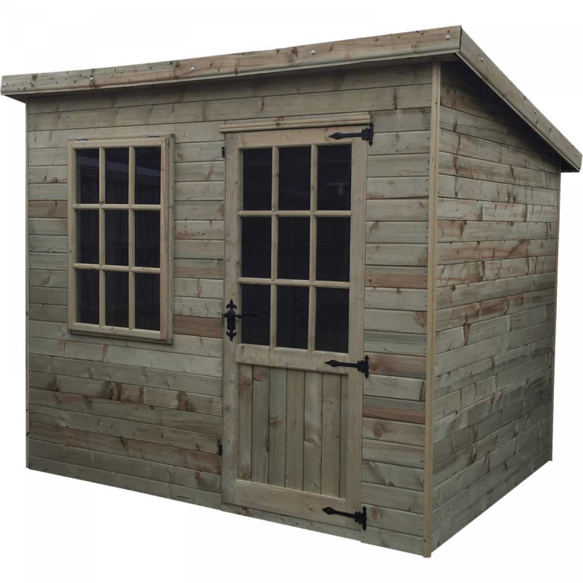 pent shed Image by Websters Timber