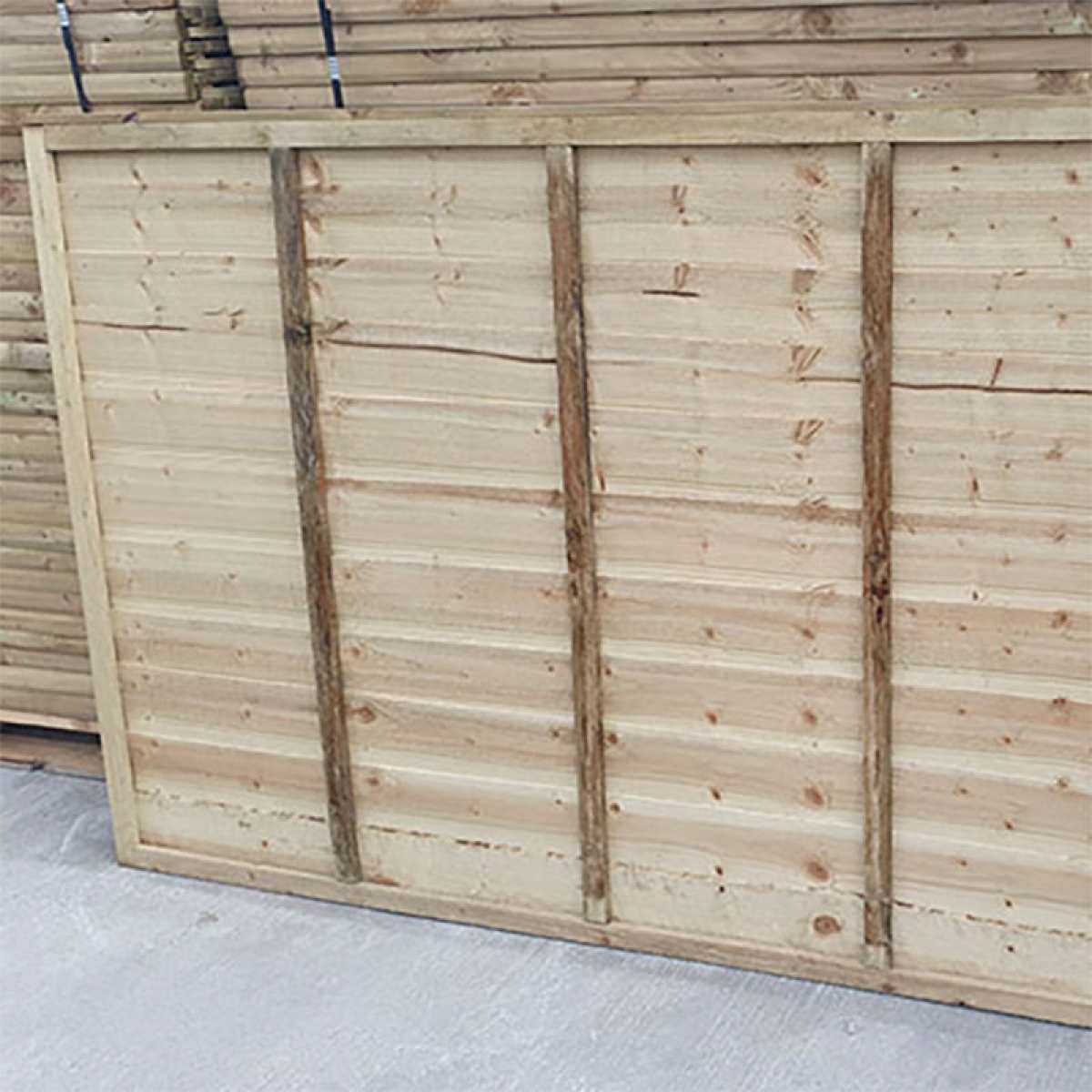 overlap fencing panel wensterstimber 800x800 1 Image by Websters Timber