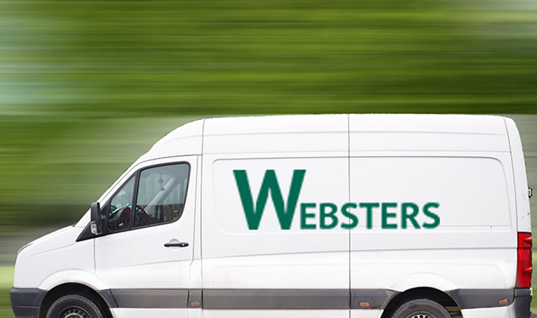 Websters Timber Delivery Service