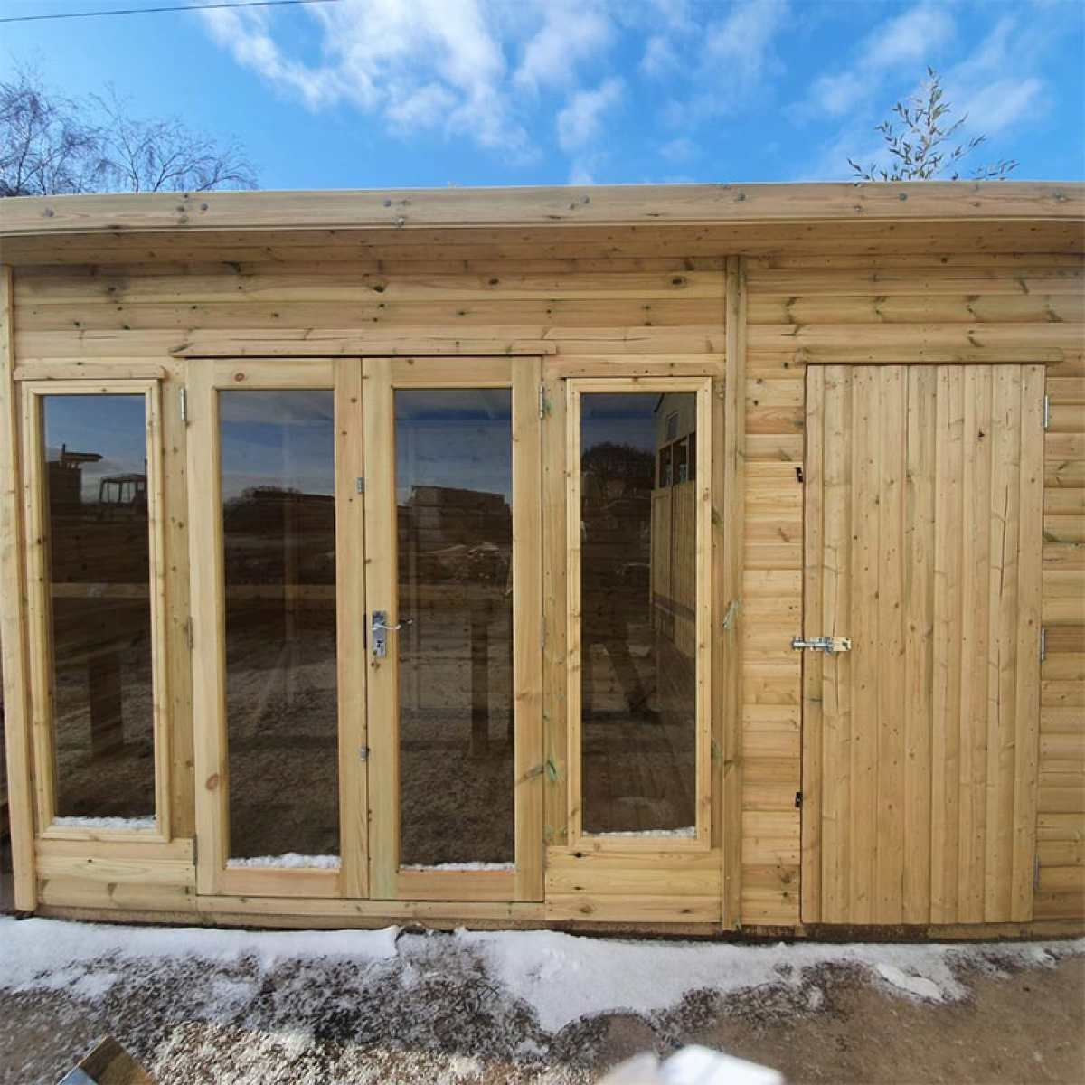 oxford outbuilding websterstimber 800by800 Image by Websters Timber